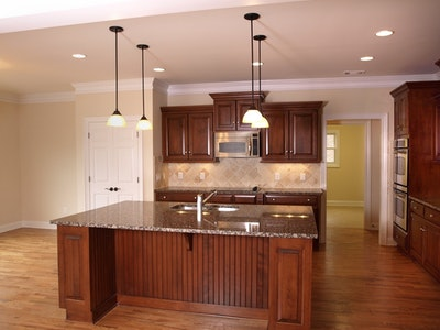 Practical Traditional Kitchen