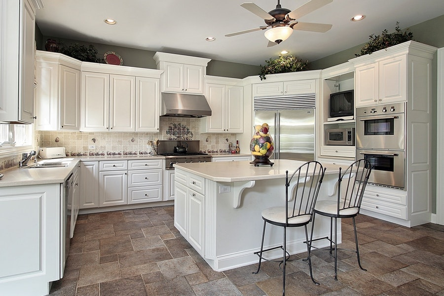 Upgraded Transitional Kitchen