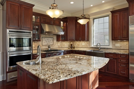 High-End Traditional Kitchen